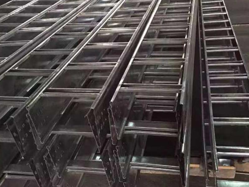 梯级式桥架案例003