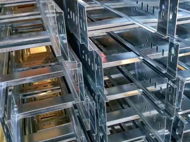 梯级式桥架案例002