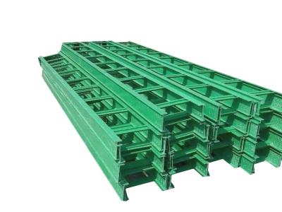 梯级式玻璃桥架